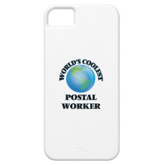 World's coolest Postal Worker iPhone 5/5S Cases
