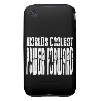 Worlds Coolest Power Forward Tough iPhone 3 Case