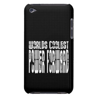 Worlds Coolest Power Forward Barely There iPod Cover