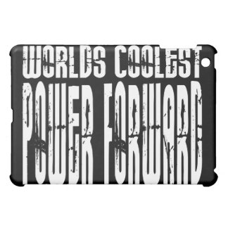 Worlds Coolest Power Forward iPad Mini Cases