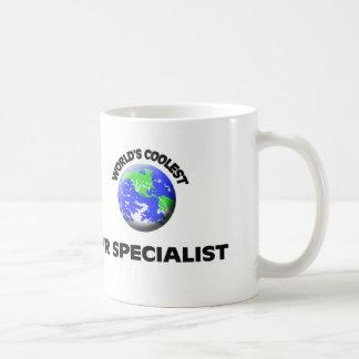 World's Coolest Pr Specialist Coffee Mug