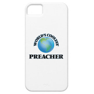 World's coolest Preacher iPhone 5 Cover