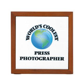 World's coolest Press Photographer Pencil Holder