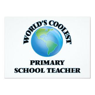 World's coolest Primary School Teacher Announcements