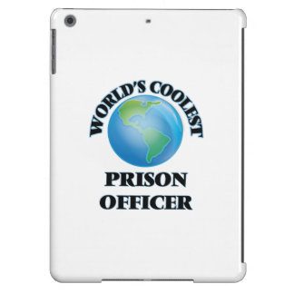World's coolest Prison Officer Case For iPad Air