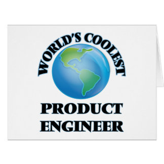 World's coolest Product Engineer Card