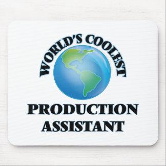 World's coolest Production Assistant Mousepad