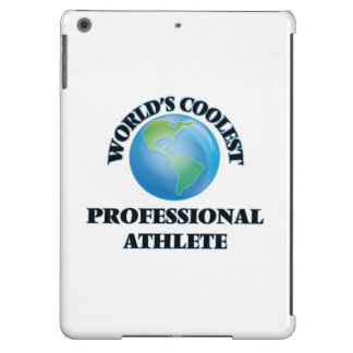 World's coolest Professional Athlete iPad Air Cases