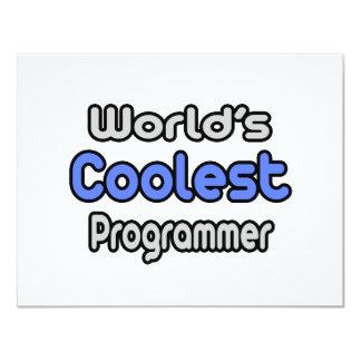 World's Coolest Programmer Personalized Invite