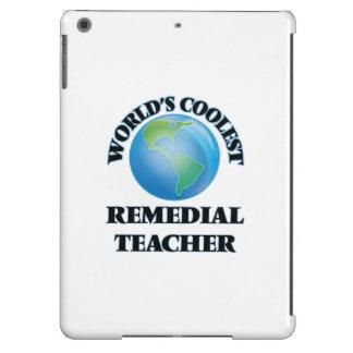 World's coolest Remedial Teacher iPad Air Case