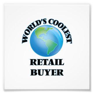 World's coolest Retail Buyer Art Photo