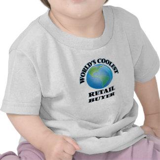 World's coolest Retail Buyer T Shirt