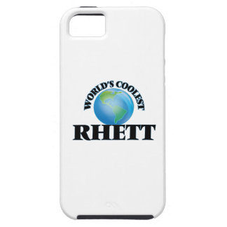 World's Coolest Rhett iPhone 5 Case