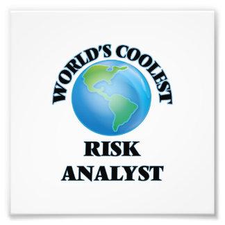 World's coolest Risk Analyst Photo