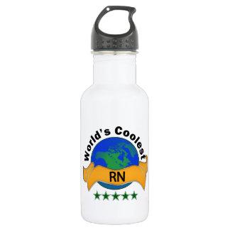 World's Coolest RN Water Bottle