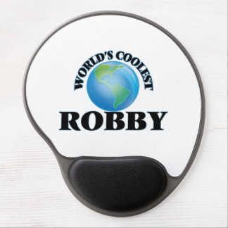 World's Coolest Robby Gel Mouse Pad