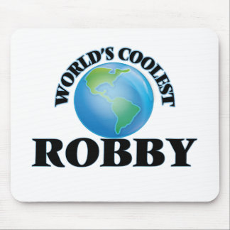 World's Coolest Robby Mouse Pad