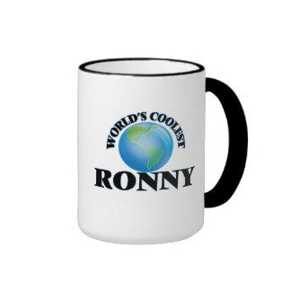 World's Coolest Ronny Mug