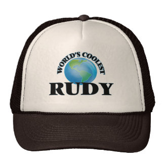 World's Coolest Rudy Mesh Hat