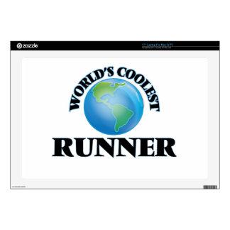 """World's coolest Runner Skin For 17"""" Laptop"""