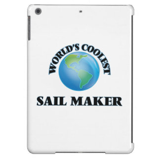 World's coolest Sail Maker iPad Air Covers