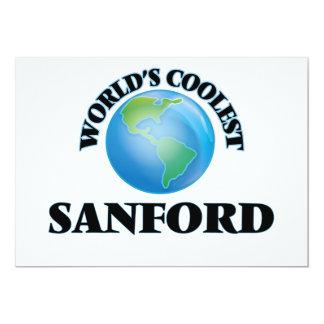 World's Coolest Sanford Card