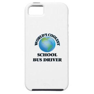 World's coolest School Bus Driver iPhone 5 Case