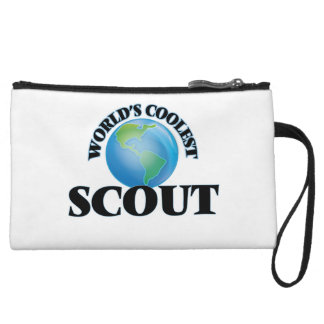 World's coolest Scout Wristlet Clutches