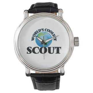 World's coolest Scout Wrist Watch