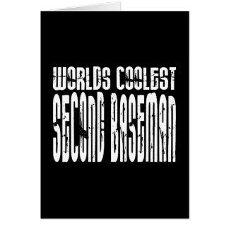 Worlds Coolest Second Baseman Card