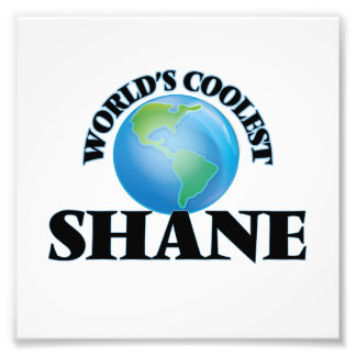 World's Coolest Shane Photo
