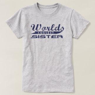 World's Coolest Sister T-Shirt