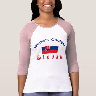 World's Coolest Slovak T Shirt