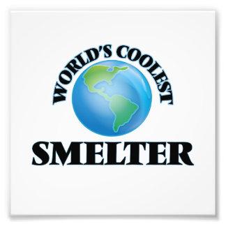 World's coolest Smelter Photo Print
