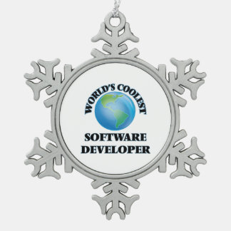 World's coolest Software Developer Ornament