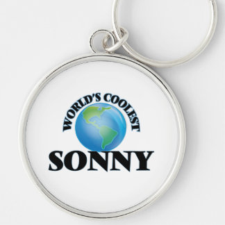 World's Coolest Sonny Keychains