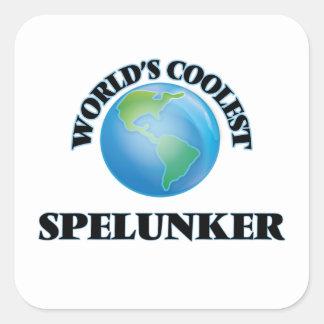 World's coolest Spelunker Sticker