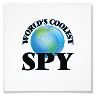 World's coolest Spy Photo