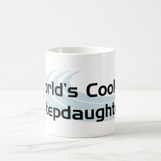 World's Coolest Stepdaughter Mug