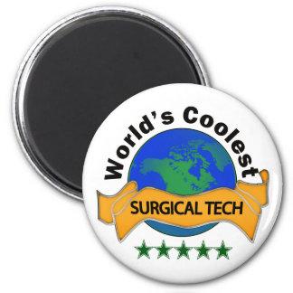 World's Coolest Surgical Tech Magnet