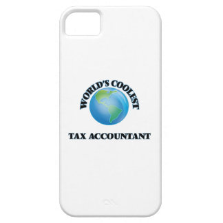 World's coolest Tax Accountant iPhone 5/5S Case