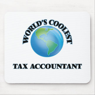 World's coolest Tax Accountant Mouse Pads