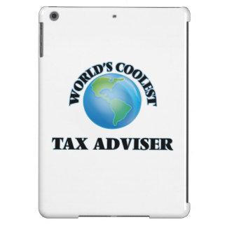 World's coolest Tax Adviser iPad Air Cover