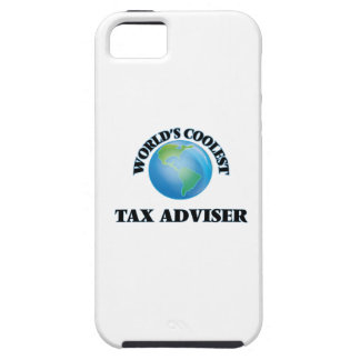 World's coolest Tax Adviser iPhone 5/5S Covers