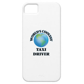World's coolest Taxi Driver iPhone 5/5S Case