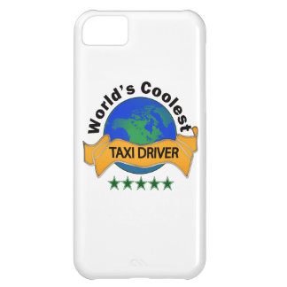 World's Coolest Taxi Driver Case For iPhone 5C
