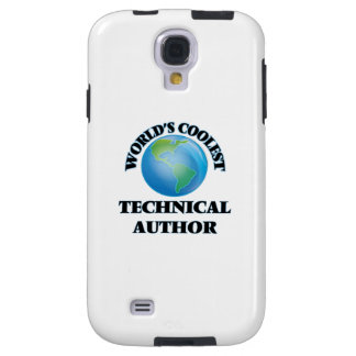 World's coolest Technical Author Galaxy S4 Case