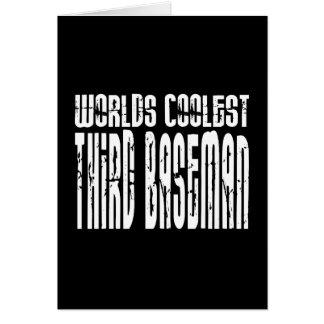 Worlds Coolest Third Baseman Card