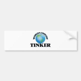 World's coolest Tinker Bumper Stickers