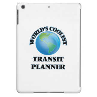 World's coolest Transit Planner iPad Air Cases